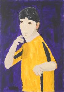 Bruce Lee by John Croft