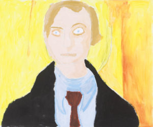 Michael Caine by John Croft