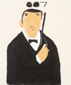 James Bond by John Croft
