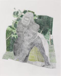 Gorilla by Self-Portrait