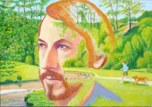 Memory of Hubbard's Hills by john a walker