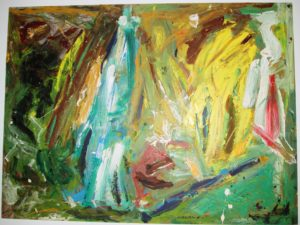 Holmfirth Waterfall by Homage to Azania – End of Apartheid