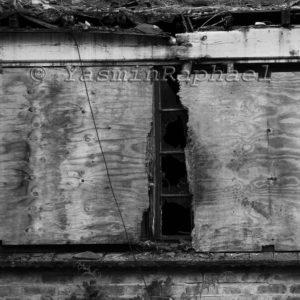 Abandoned House # 19 by Yasmin Raphael