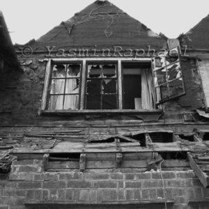 Abandoned House #3 by Yasmin Raphael