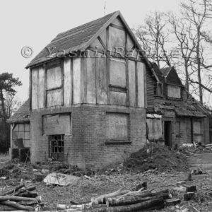 Abandoned House #9 by Yasmin Raphael