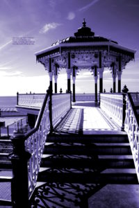 The Bandstand by Helen Howard