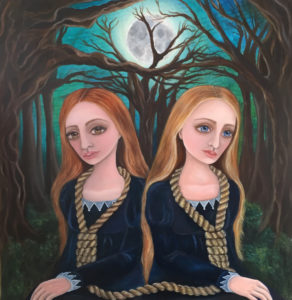 What Became Of The Blackbird Sisters by Elle Isolde