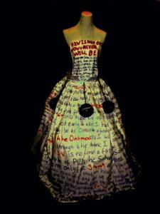 Statement Dress by Mandy Webb
