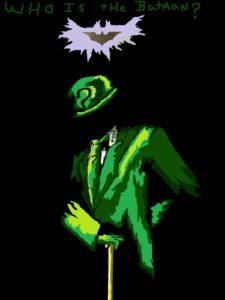 The Riddler (digital Version) by jon-green