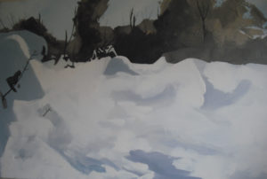 Winter by Arisa Tabaku