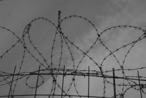 BARBED HEARTS by Photony