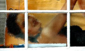 WOMEN IN THE WINDOW by Photony