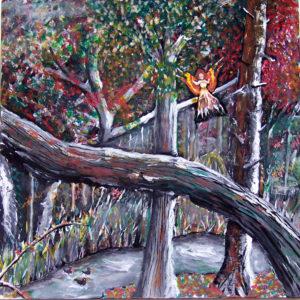 Wood spirit by John57