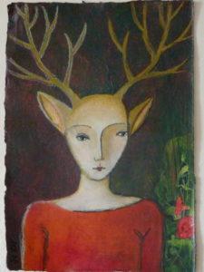 Woodland Girl by Birdie