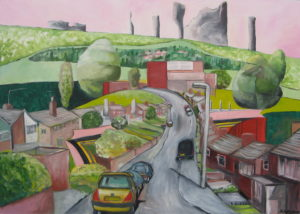 Sandringham Road by Linda Wallis