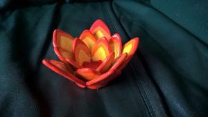 Lotus Pot by Po Purple