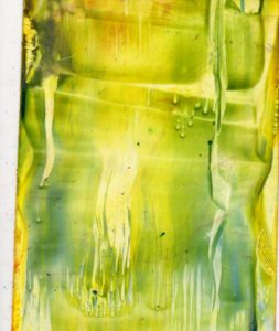 yellow horror by blodwyn jones