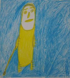Yellow man by Tommy Mason