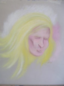 Yellowhair by ljap