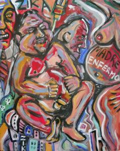 ZIKA Baby pandemoniom by John Pipere