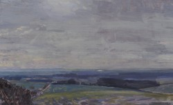christopher_baker___view_from_the_trundle.jpg250x152_Q90 by Moncrieff Bray Gallery Artists Sale