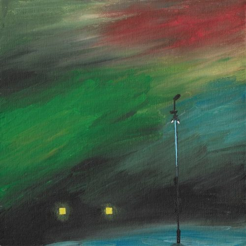 Still Awake by Lucy Mazhari