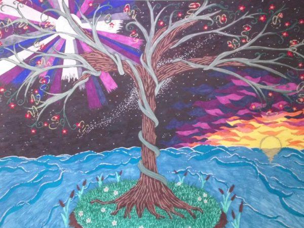 Inner by Lisa-Marie Collins