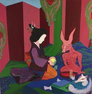 Garden of Zen by Yuliya V Krylova
