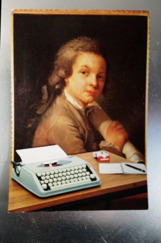Mozart Modernity by Jenny McCarthy