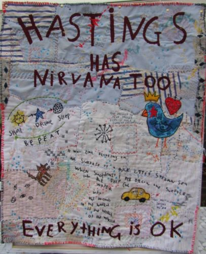 Hastings has Nirvana Too. by Anthony Stevens