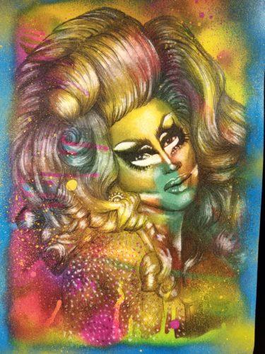 Trixie by David Kinder