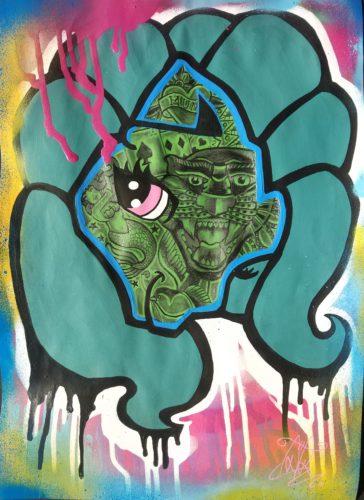 My Little Urban Pony 2 by David Kinder