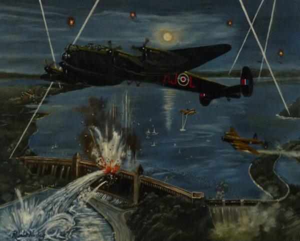 Dambusters by Robert Wesley