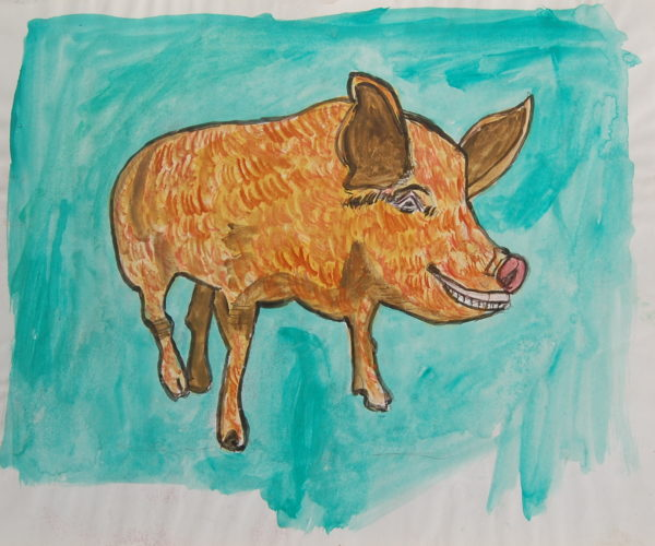 Pig by John Young