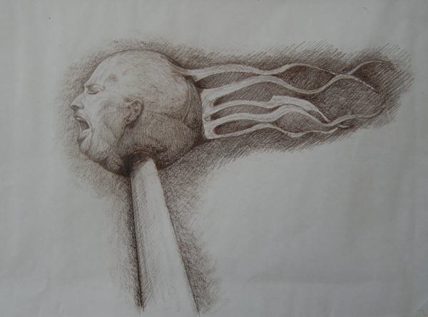 Head by John Talbot