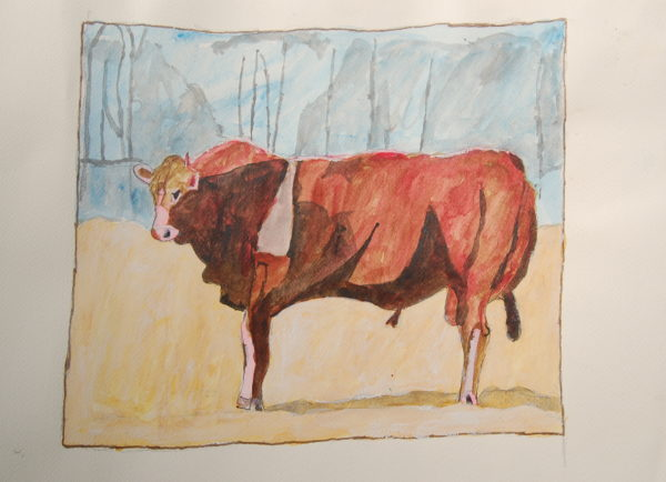 Bull by John Young