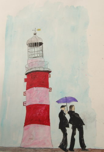 Lighthouse by John Young