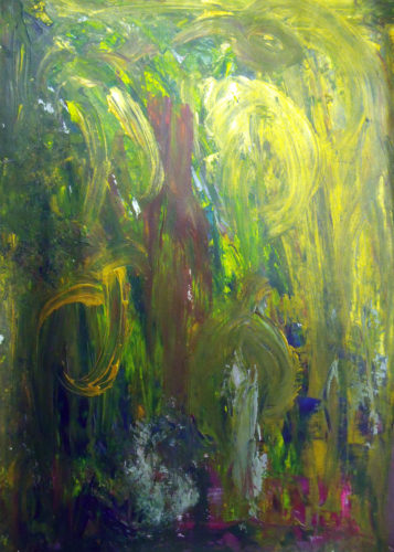 Abstract 1 by Sasha Dee
