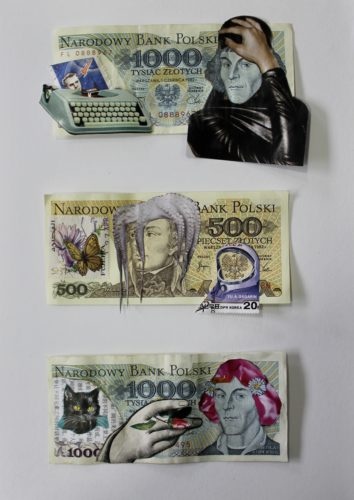 Bank Job Zlotych by Jenny McCarthy