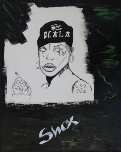 Death Dealer by Jerry-Shox