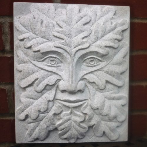 Green Man by Sarah Moore
