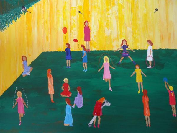 Playground by Judy Ash