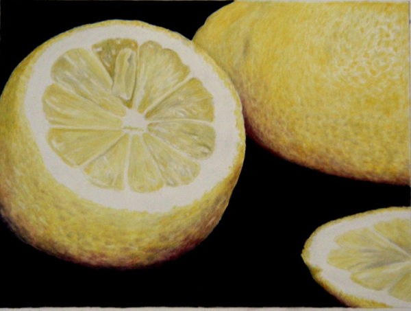 Luscious Lemons by jayne morgan