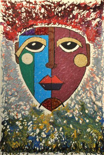 The Face by Rachel Jones