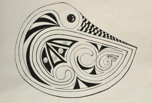 Mooka Swan by Rachel Jones