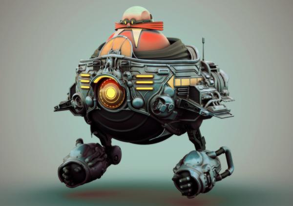 Robotnik by jack rothwell