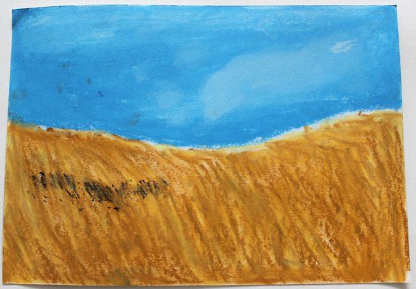 Canadian Prairie by Sasha Dee