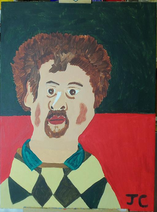 3763    1672    Self Portrait        2939