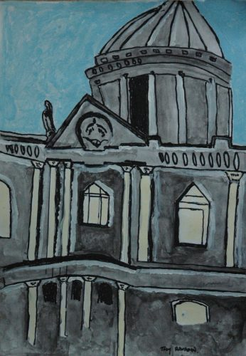 St Paul's Cathedral by Tony Aburrow