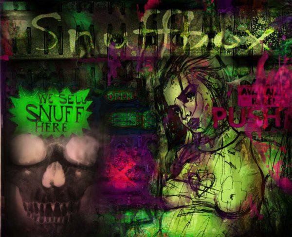 Snuffbox: Digital voodoo by paul jacques